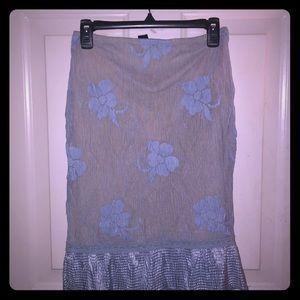 Baby Phat Midi skirt